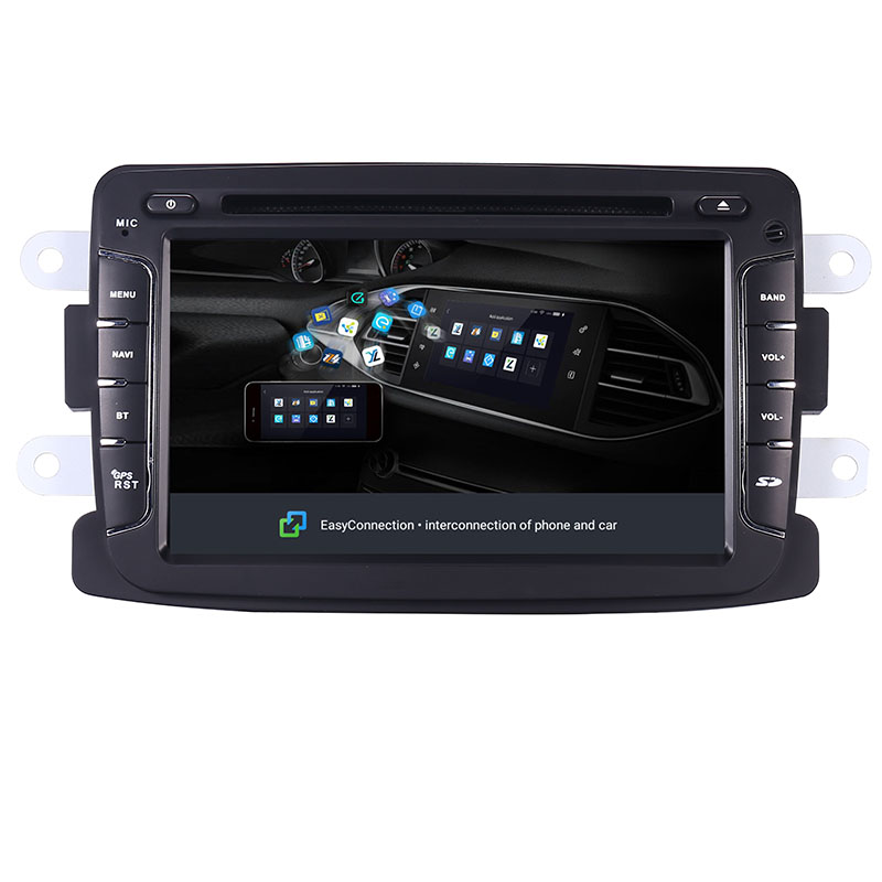 Image 2 - 2din Android 9.0 Car DVD Player For Renault Duster Dacia Sandero Capture Lada Xray 2 Logan 2 RAM 3G WIFI GPS Navigation Radio-in Car Multimedia Player from Automobiles & Motorcycles