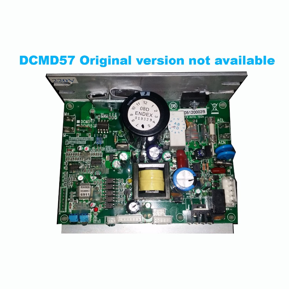 Treadmill motor driver controller motherboardfor BH and other brand treadmill circuit board mainboard DCMD57