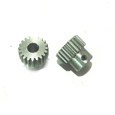 Spur Gear pinion 15t-19T 0.8Module spur gear with hub Bore 3/4/5/6mm positive gear 45# steel cnc gear rack transmission RC мультиварка marta mt 4309 900 вт 5 л белый серебристый