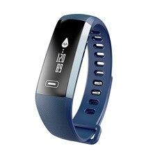 Приборы для измерения артериального давления SmartBand M2 спортивные Фитнес браслет, часы gps сердечного ритма Мониторы трекер сотовый телефон Bluetooth Android