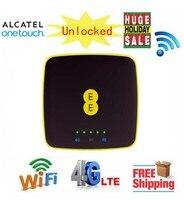 Alcatel EE40 4G Portable MIFI Hotspot Modem Support LTE FDD B3 B7 B20