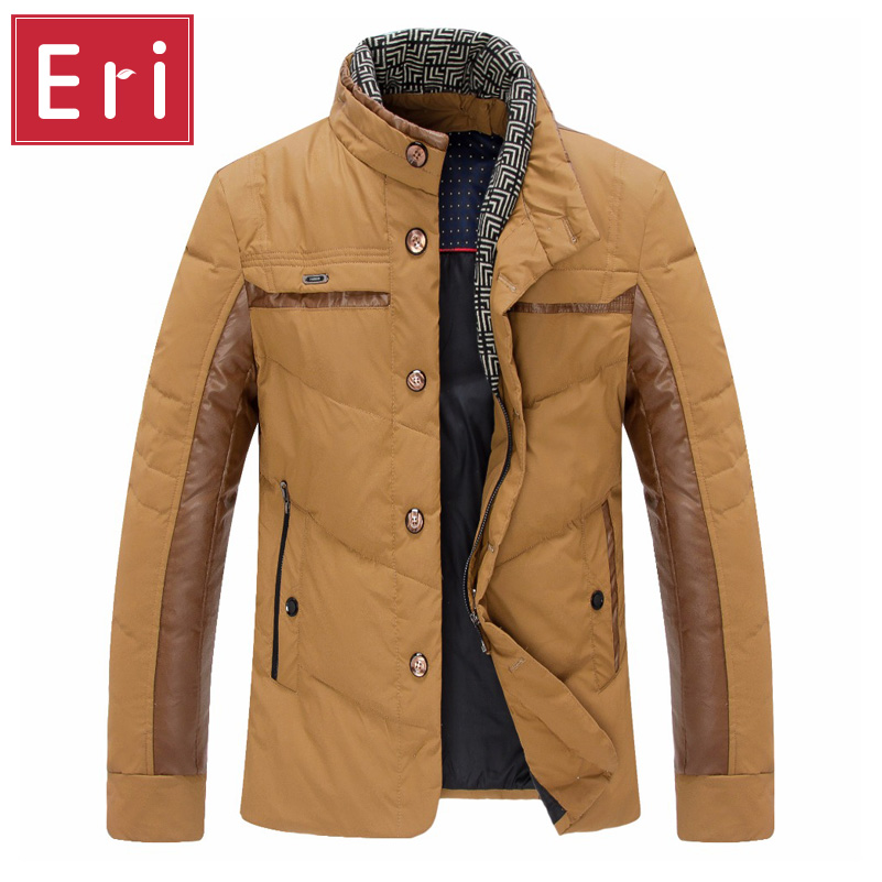 2017 New Mens Winter Jackets and Coat 90% White Duck Down ...