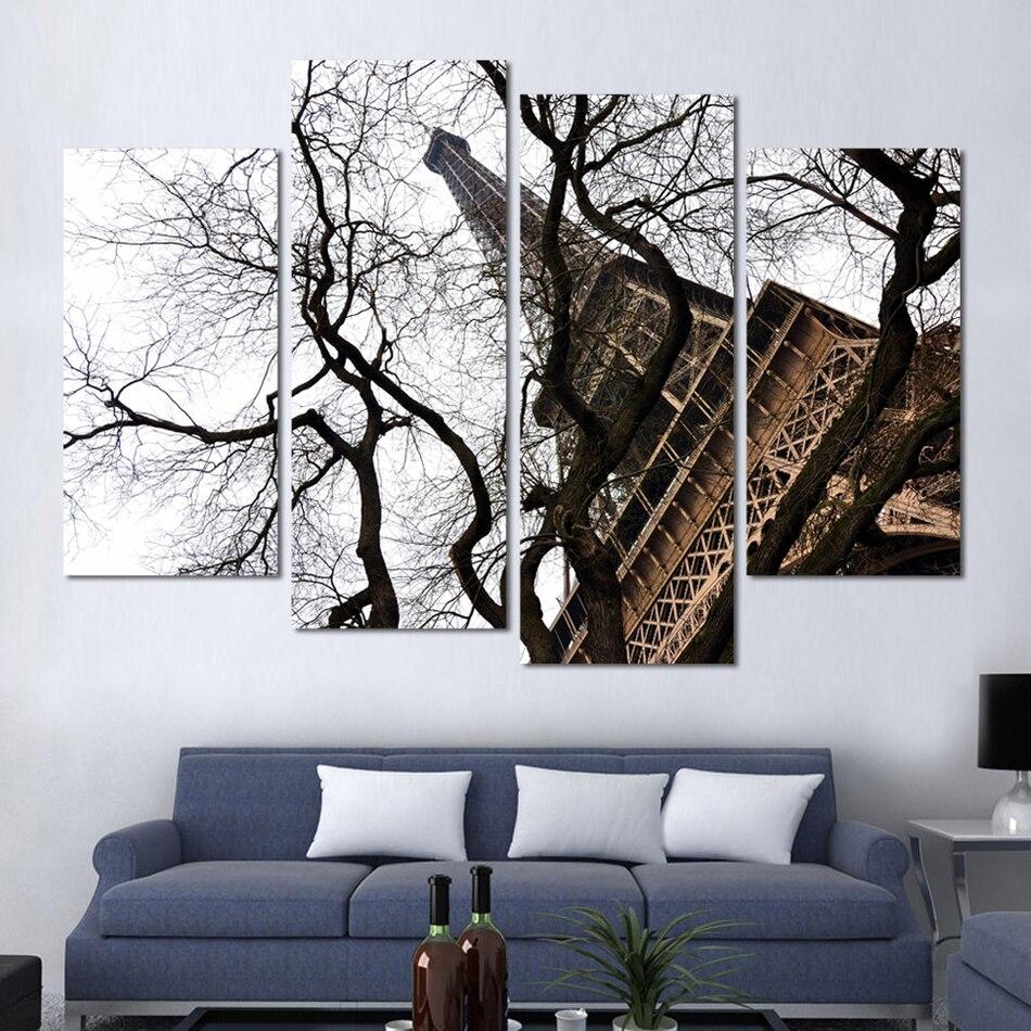 Online kopen wholesale moderne schilderijen zwart uit china ...