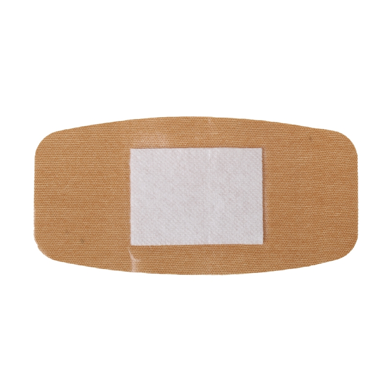 10PCs Comfortable Fabric Large Band Aid New Adhesive Bandages Health Care Tool