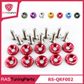 JDM Fender Washers (10pcs/Pack) Washers and Bolt Aluminum for Honda Civic Integra RSX EK EG DC RS-QRF002
