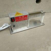 Máquina Eléctrica peladora de huevos de codorniz de acero inoxidable de 220v máquina automática de cáscara de huevo de codorniz