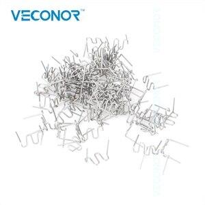 Image 2 - Grapas onduladas para grapadora en caliente, 500 Uds., 0,8mm, máquina de reparación de parachoques de plástico