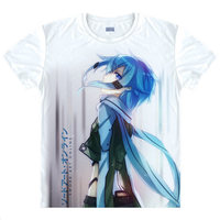 Sword Art Online SAO T Shirt Yuki Asuna Shirt Men S Summer T Shirts Anime Cartoon