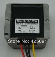Converter DC 12V (9V 18V) Step up to 19V 8A 152W DC Module Car Power Adaptor Regulator RoSH CE