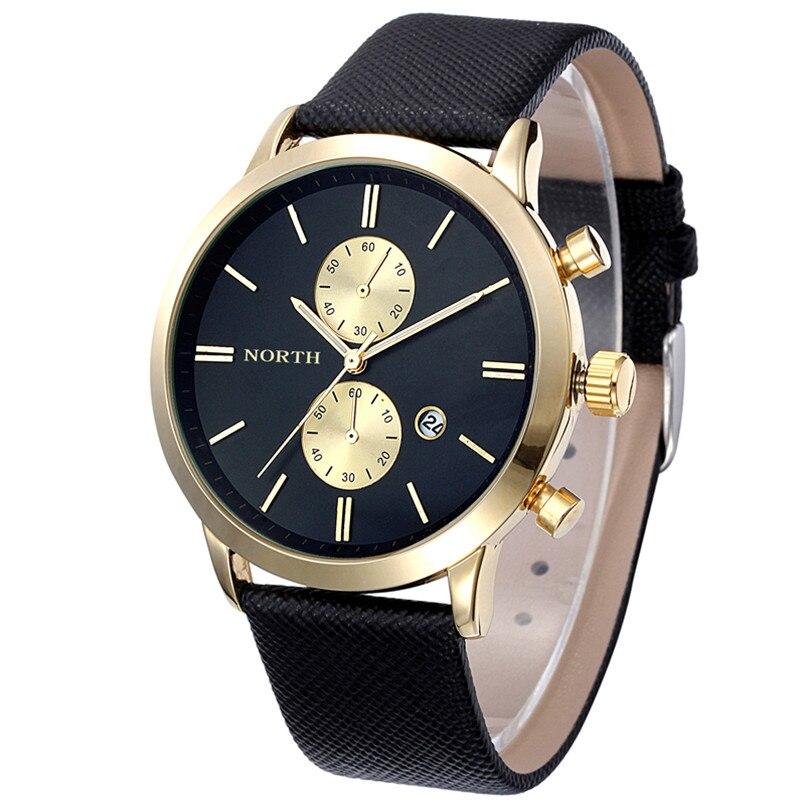 New Fashion Waterproof Quartz Wrist Watches Men Luxury Brand Leather Strap Wristwatch Casual Watch Relogio Male Reloj Clock Men  недорого