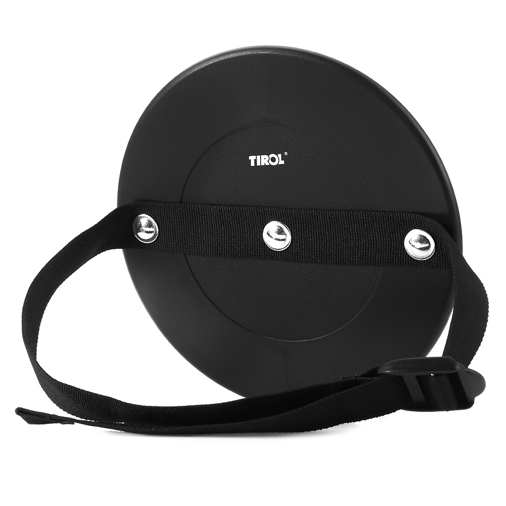 Free Shipping TIROL T21491 Auto Car Round Rear View Baby Safety Mirror for Rear Facing Car Seats