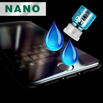 Liquid Glass Screen Protector Oleophobic Coating Film Universal for iPhone Huawei Mate 20 Pro All Smartphone Screen Film Bottled smartphone