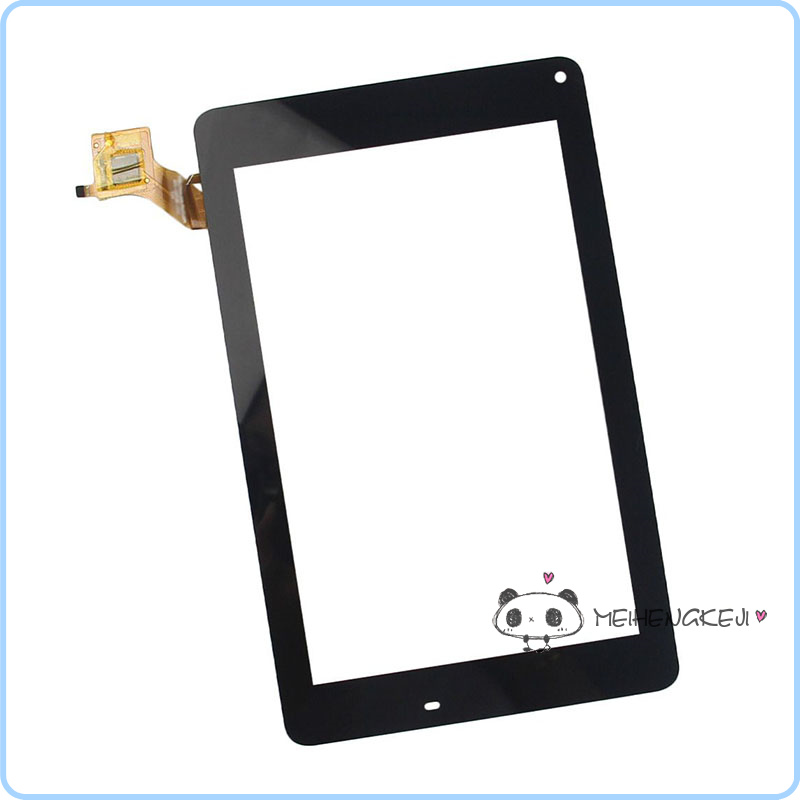 New 7 Inch Touch Screen Digitizer Glass Sensor Panel For Dns AirTab p72w P72g Free Shipping new 7 inch tablet capacitive touch screen replacement for dns airtab m76 digitizer external screen sensor free shipping