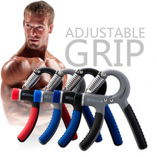 Men's professional grips type A finger grips adjustable reha