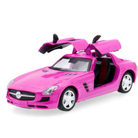 High Simulation 1 32 SLS Mercede Diecast Alloy Metal Luxury Racing Car Model Collection Pull Back