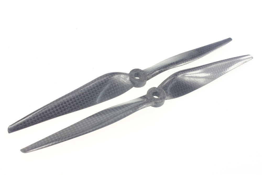 F02430 10x3.8 3K Carbon Fiber Propeller CW CCW 1038 CF Props For  F450 F550 RC Quadcopter Hexacopter Multirotor FPV FS 8x4 5 3k carbon fiber propeller cw ccw 8045 cf props for rc quadcopter hexacopter multi rotor ufo f05305