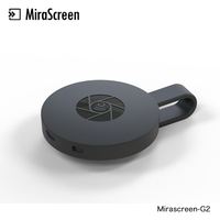 2017 vendita Calda MiraScreen G2 Wireless HDMI TV Stick Wifi Display Dongle 1080 P HD TV Dongle Plug And Play PK Google Chromecast