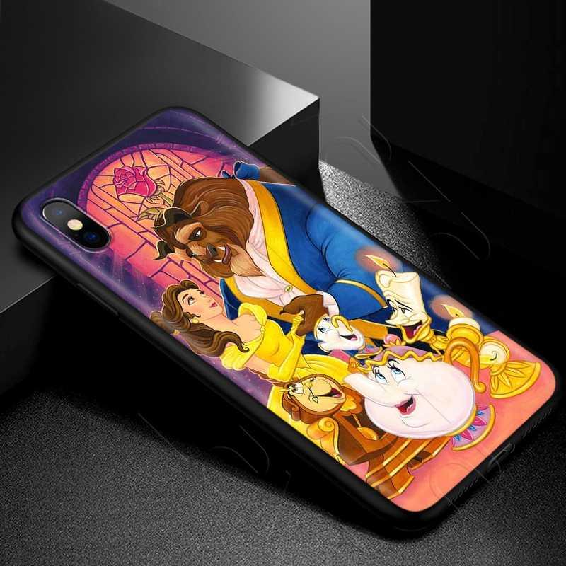 لافازا بيوتي بيستر روز برنسيس حقيبة لهاتف أي فون 11 برو XS ماكس XR X 8 7 6 6S Plus 5 5s se