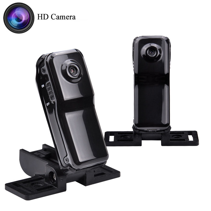 цена на Mini MD81 Camera WIFI IP Camera DV DVR Wireless Camcorder Webcam Sports Cam Motion Detection for iOS Android System PK MD80