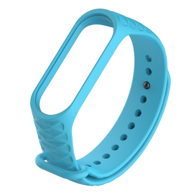 все цены на Replacement Wrist Strap For Xiaomi Mi Band 3 Smart Band Bracelet Accessories Wristband For Mi Band 3 онлайн