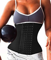 7 Steel Boned Waist Trainer and Body Shaper Slimming Tummy Belt Plus SIze Cincher Underbust Corsets Waist Trainer Shaper Fajas