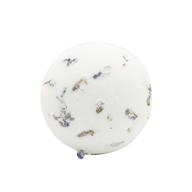 40g Bath Bomb Shower Fizzy,Natural Dried Flowers Spa Bomb Bath Salt Moisturizing Skin Spa Bomb Ideal Gift for Women 5