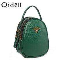 ФОТО  fashionable circular  mini small single satchel female mobile phone shoulder bag/ genuine leather bags
