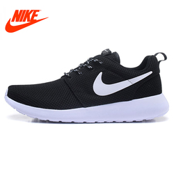 Original New Arrival Authentic Nike ROSHE ONE RUN Men's Breathable Running Shoes Sport Outdoor Sneakers 511881-020