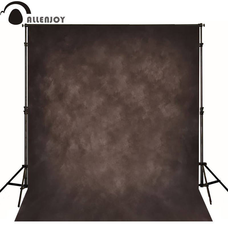Allenjoy Thin Vinyl cloth photography Backdrop Dark gray Background For Studio Photo Pure Color photocall Wedding MH-044 allenjoy thin vinyl cloth photography backdrop red background for studio photo pure color photocall wedding backdrop mh 052