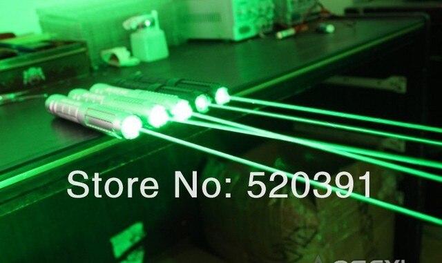 Высокая мощность 20 Вт 20000 МВт 532nm зеленая лазерная указка регулируемые горящая спичка, кемпинг сигнальная лампа + очки + зарядное устройство + Box, бесплатная доставка