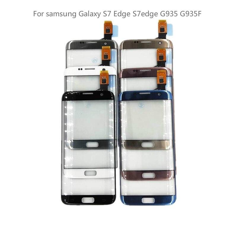 Front Glas Für samsung Galaxy S7 Rand S7edge G935 G935F 5,5