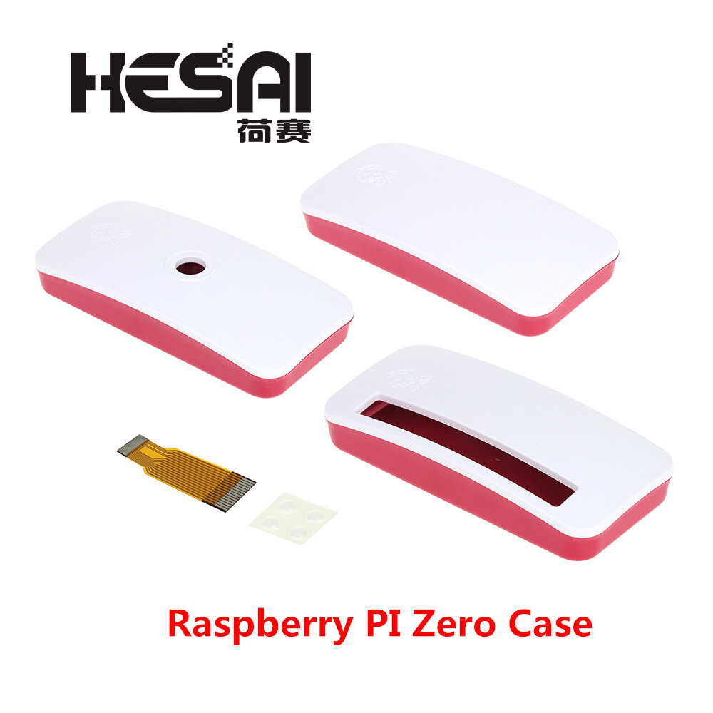 Raspberry Pi Zero Case Raspberry Pi Zero W Official Case ABS Box Enclosure Cover Shell For Raspberry Pi Zero V1.3 Pi0 RPI Zero