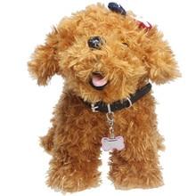 Pets Acessorios  Fashion Popular Bones Puppy Rhinestone Pendant LovelyPet Jewelry Sep923