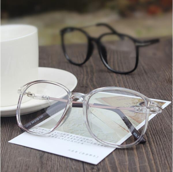 aa6bbbcbbf9 Brand Women s Optical Glasses Frame Women Computer Eyeglasses Large Metal  Optical Clear Spectacle Frame Prescription Eyewear