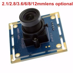 ELP 1080P Camera Module 2.0 megapixel 1920*1080 CMOS OV2710 Full HD Usb endoscope camera Board Security Module
