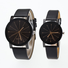 0304 Belt Lovers Surface Meteor Shower Personality Student Wrist Watch