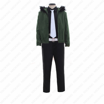Anime Boku no My Hero Academia Overhaul Kai Chisaki Cosplay Costume Custom-made