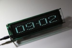 Image 3 - LINK1  VFD Music Audio Spectrum Indicator  / Audio VU Meter/Amplifier Board Level /Precision Clock/Adjustable AGC Mode
