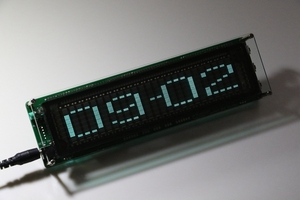 Image 3 - LINK1 VFD מוסיקה אודיו ספקטרום מחוון/אודיו VU מטר/מגבר לוח רמת/דיוק שעון/מתכוונן AGC מצב