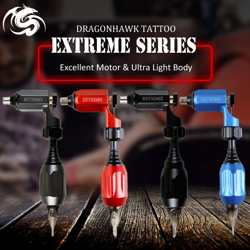 Top Quality Tattoo Rotary Machine Shader and Liner Cartridge Grip Needles Tattoo Artist Studio Supply