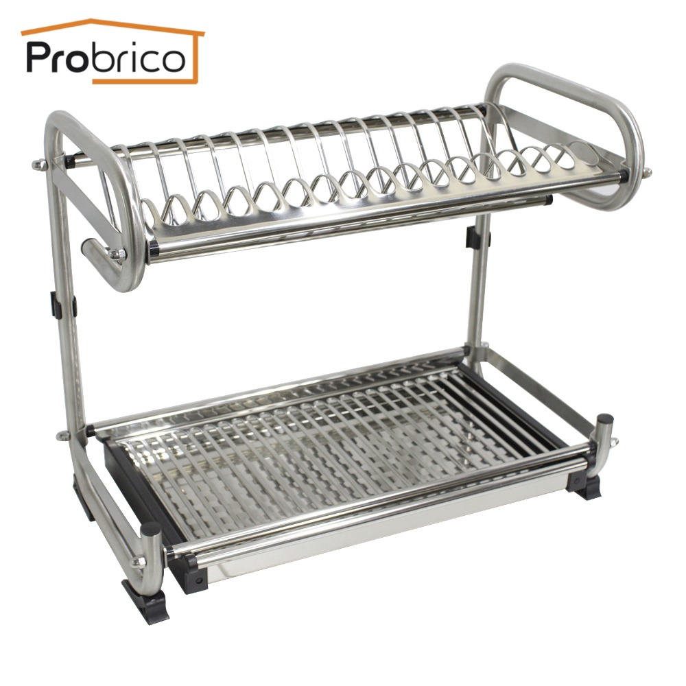 Probrico High Quality 304 Stainless Steel Kitchen Dish