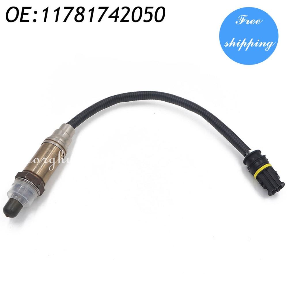 Capteur d'oxygène Pour BMW E38 E39 E46 E53 E83 750iL 540i Z4 X3 11781742050 13477
