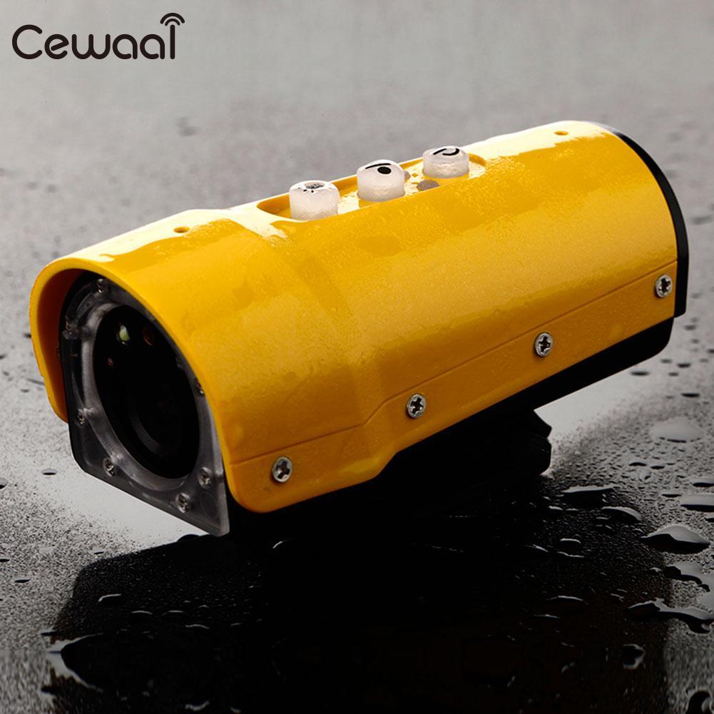 Cewaal 1080 P 2.0 LTPS écran tactile escalade Sport caméra DVR Action caméra Gadgets stables Sport DV voyage - 3