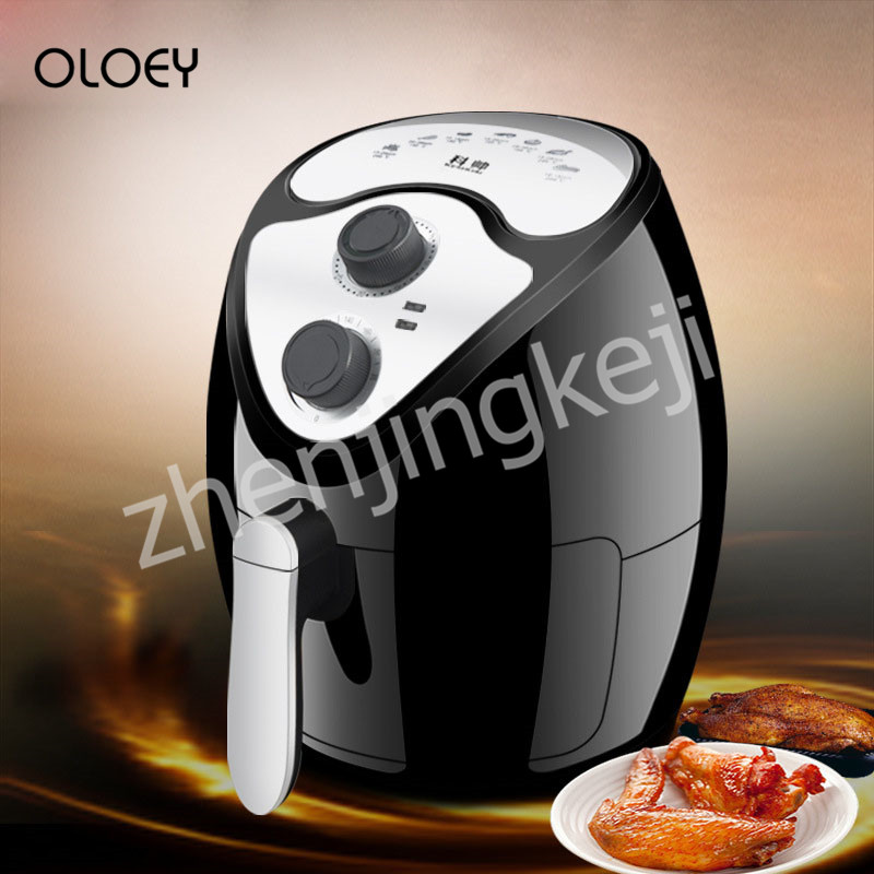 AF105 Electric Fryer Air No Fryer French Fries Electric Oven Air Fryer