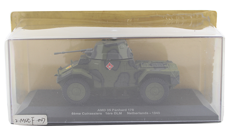 IXO 1/72 AMD35 Panhard 178 armored vehicle Alloy collection model Holiday gift нож для измельчения tefal talent 20 см k0911404