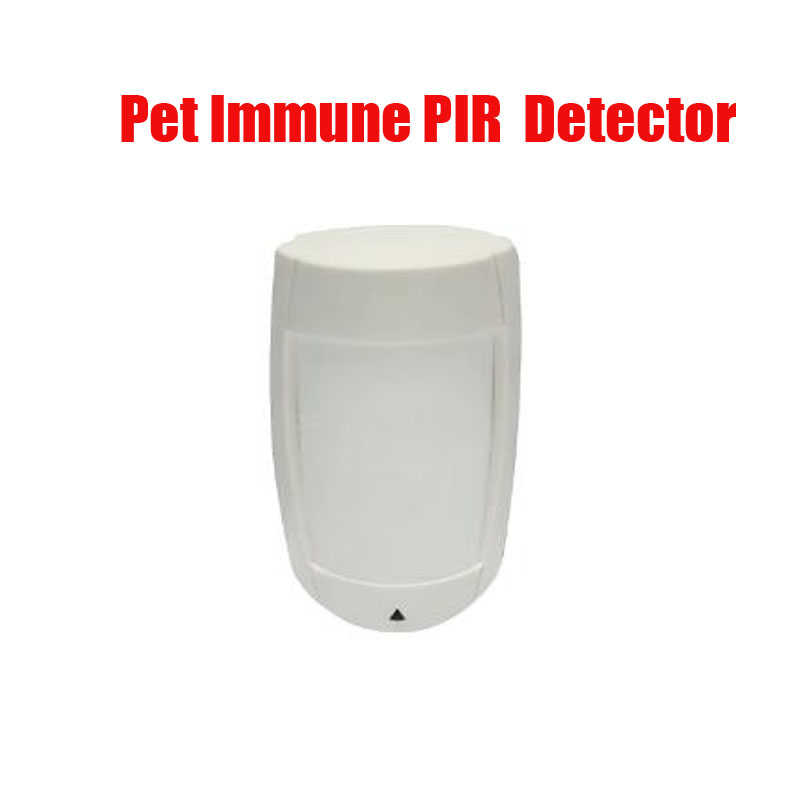 Free Shipping 90 Degrees 40kg Pet Immune Dual-Sensor PIR Passive Infrared Detector Motion Detection IR Intruder Burglar Alarm free shipping 90 degrees 40kg pet immune dual sensor pir passive infrared detector motion detection ir intruder burglar alarm