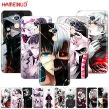 HAMEINUO Tokyo Ghoul font b anime b font Kaneki Ken Cover phone Case for Huawei Honor