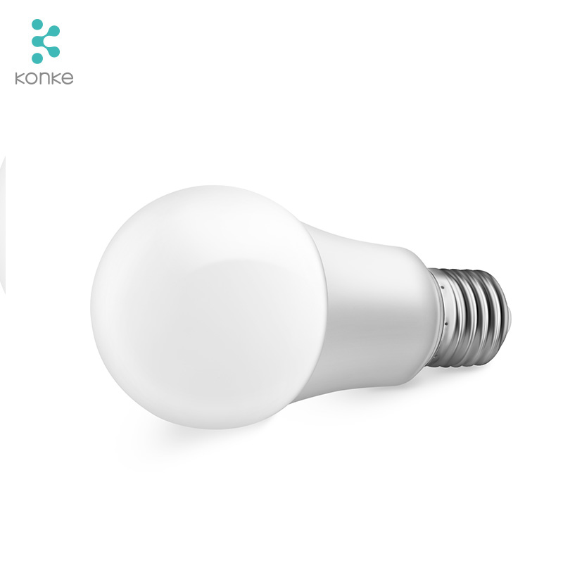 Image 4 - Smart Wifi Lamp E27 Timing Dimmable LED Light Bulbs Remote Control EU Standard Works with Alexa and Google Assistant-in Home Automation Modules from Consumer Electronics