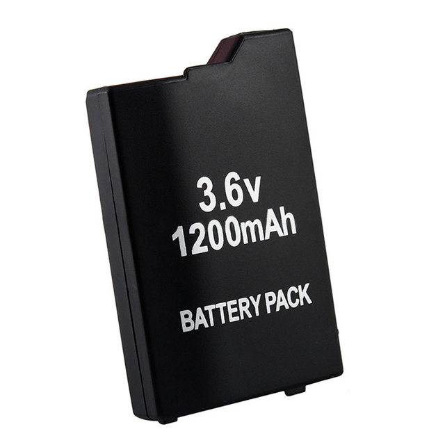 1200mAh Replacement Battery for Sony PSP2000 PSP3000 PSP 2000 3000 PSP S110 Gamepad For PlayStation Portable Controller