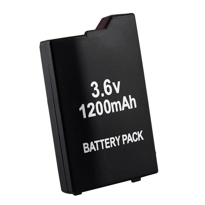 1200 mAh batería de reemplazo para Sony PSP2000 PSP3000 PSP 2000 3000 PSP S110 Gamepad para PlayStation Portátil controlador